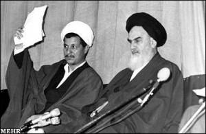 تلاش ناکام پوشش شخصی ها برای به هم زدن سخنرانی هاشمی در کرمانشاه